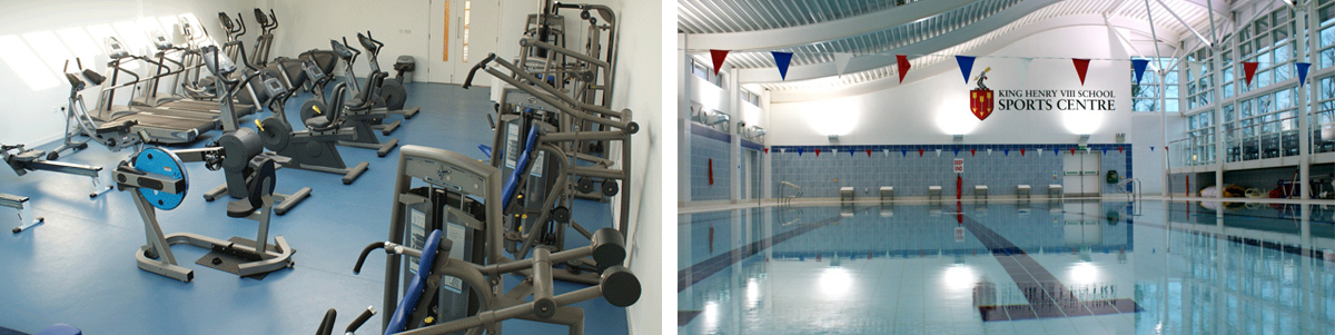 King Henry Sports Centre Coventry Facilities