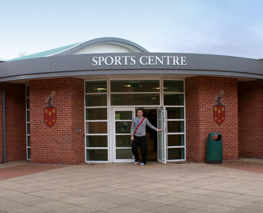 KHVIII School Sports Centre