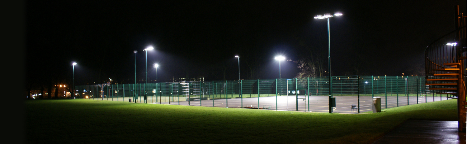 KHVIII School Sports Centre Outdoor Courts