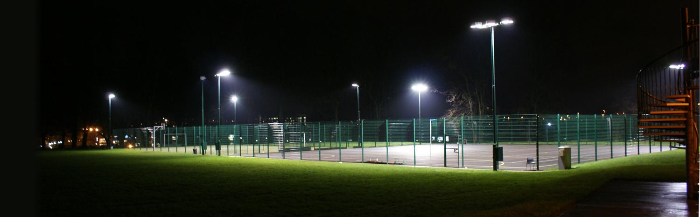 KHVIII School Sports Centre Outdoor Courts