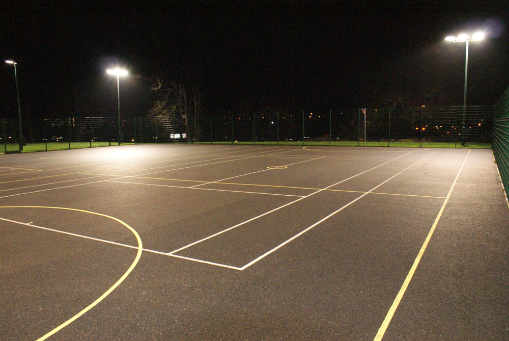 KHVIII School Sports Centre Outdoor Court