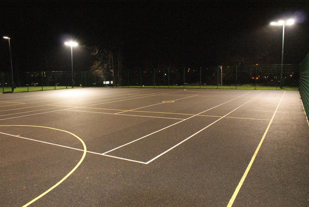 KHVIII School Sports Centre Outdoor Court