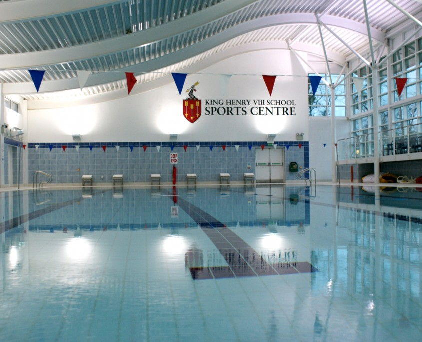KHVIII School Sports Centre Coventry Pool