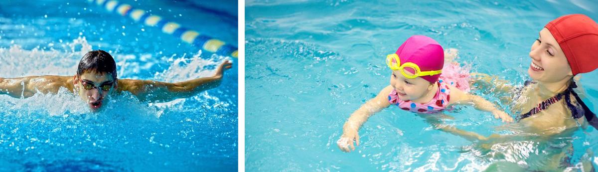 KHVIII School Sports Centre Swimming